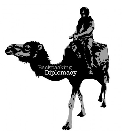 Backpacking Diplomacy Logo