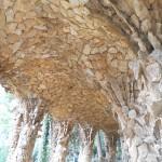 Rock archway
