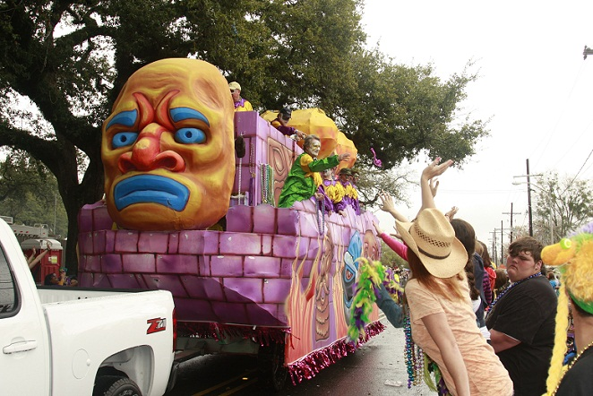 All About Mardi Gras