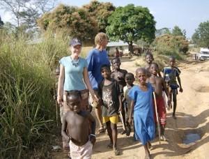 Sierra Leone Kids