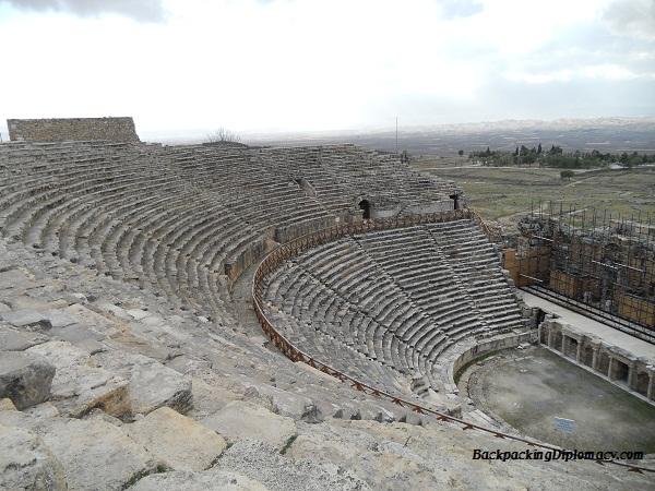 Arena in Pamukkale