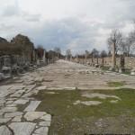 The marble road in Ephesus