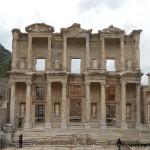 This looks like Jordan, but it is actually in Ephesus Turkey.