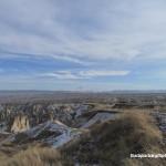 Overlooking Capadoccia Turkey