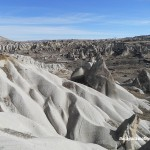 The mysterious landscape of Turkey