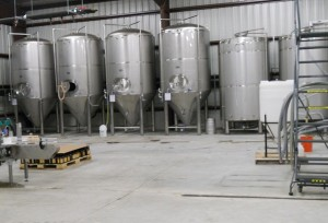 Brewing containers
