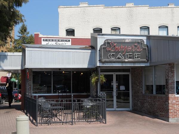 Dwyer's Cafe Lafayette Louisiana