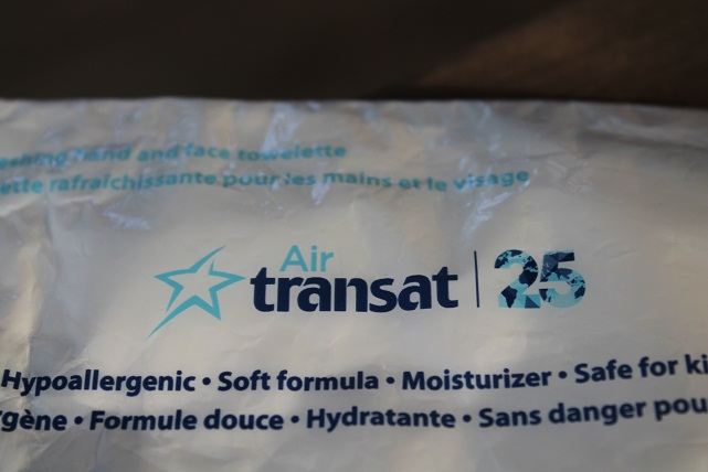Air Transat review
