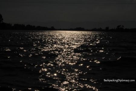 Sun in Deltebre