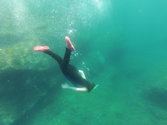 Snorkeling and Kayaking in Costa Brava
