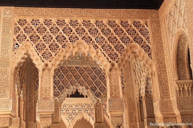 Alhambra an Arabian Masterpiece