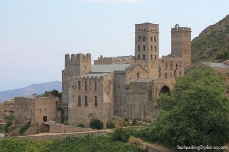 San Pere de Rodes Monastery