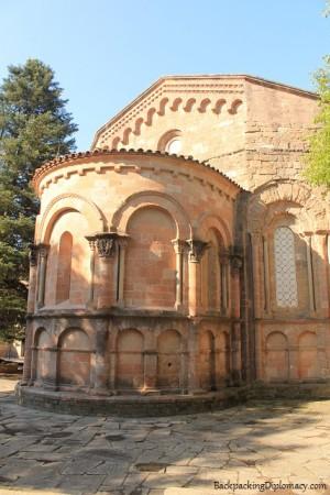 monasterio sant joan de les abadesses