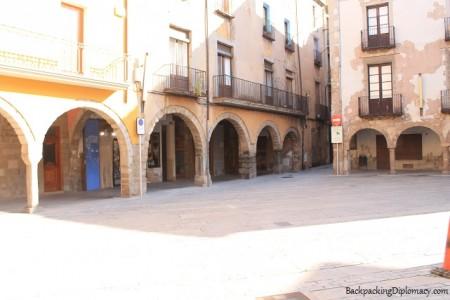 Plaza Majoy Sant Joan
