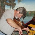 Cajun violin music