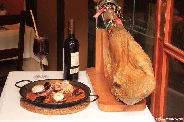 Insider tips Barcelona. Tourist food in Barcelona