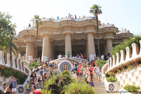 Insider tips Barcelona. Parc Guell.