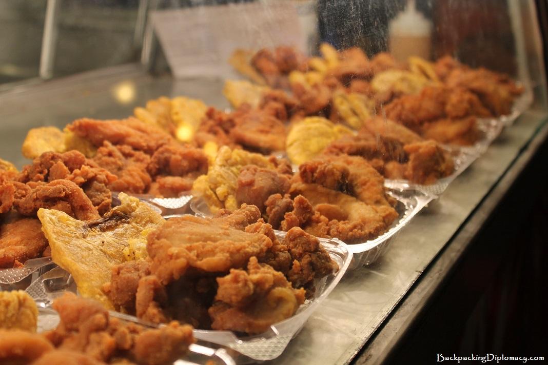 Food and street foods essay