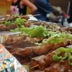 Streetfood Pinchos