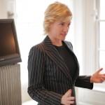 Ellen Jovin Ansonia. This is an interview with Ellen Jovin.