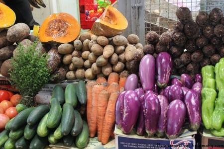Rio Piedras market
